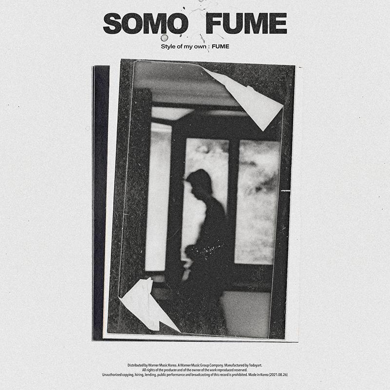 JAY B Somo:Fume cover art