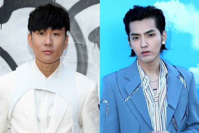 JJ Lin issues legal statement denying online rumours linking him to Kris Wu allegations