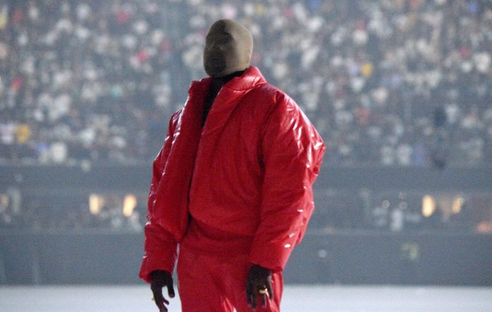 Kanye West Atlanta stadium