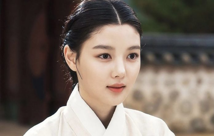kim yoo jung lovers of the red sky