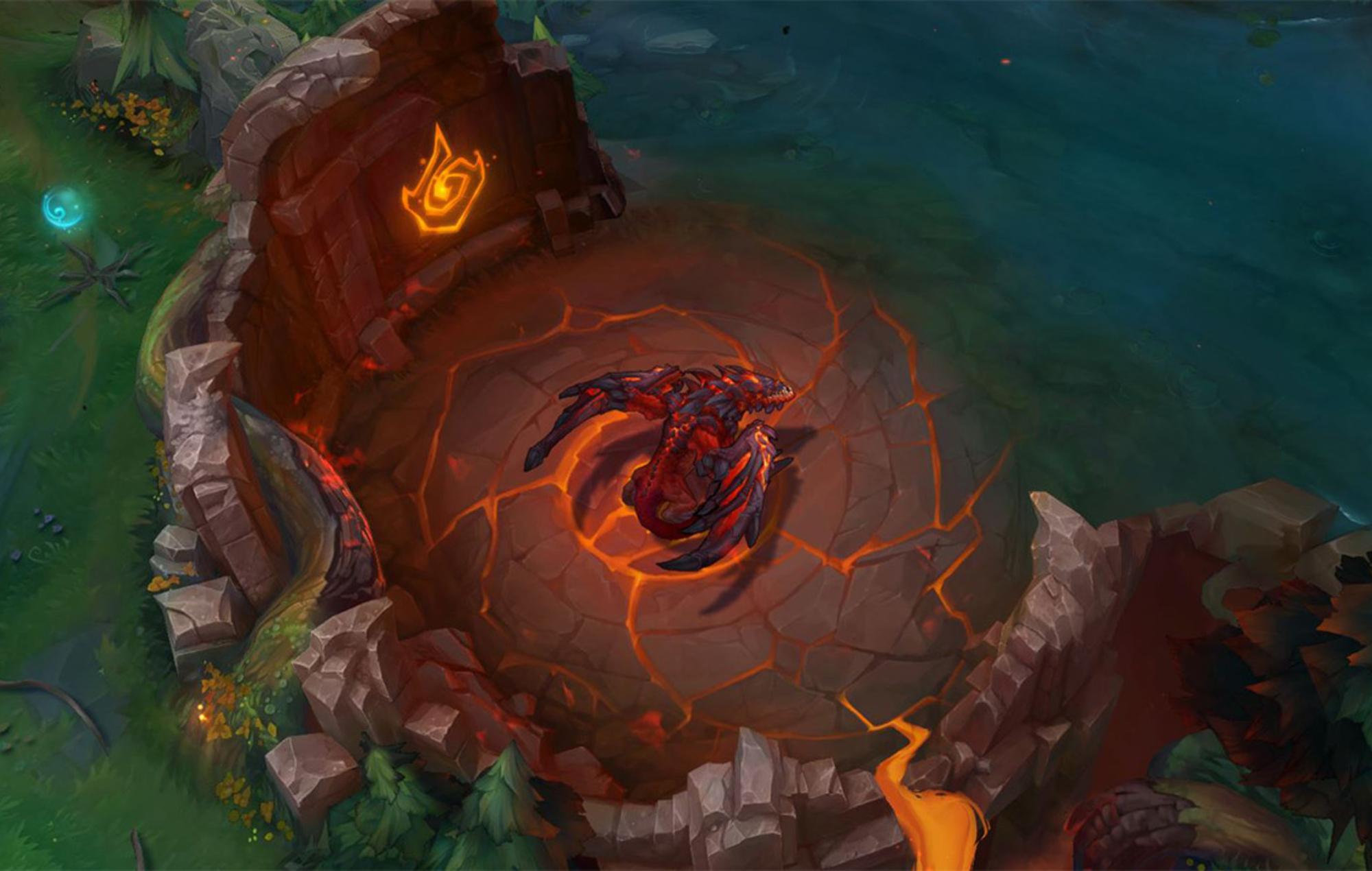 league of legends dragon soul