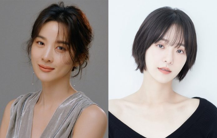 netflix celebrity lee chung-ah park gyu-young