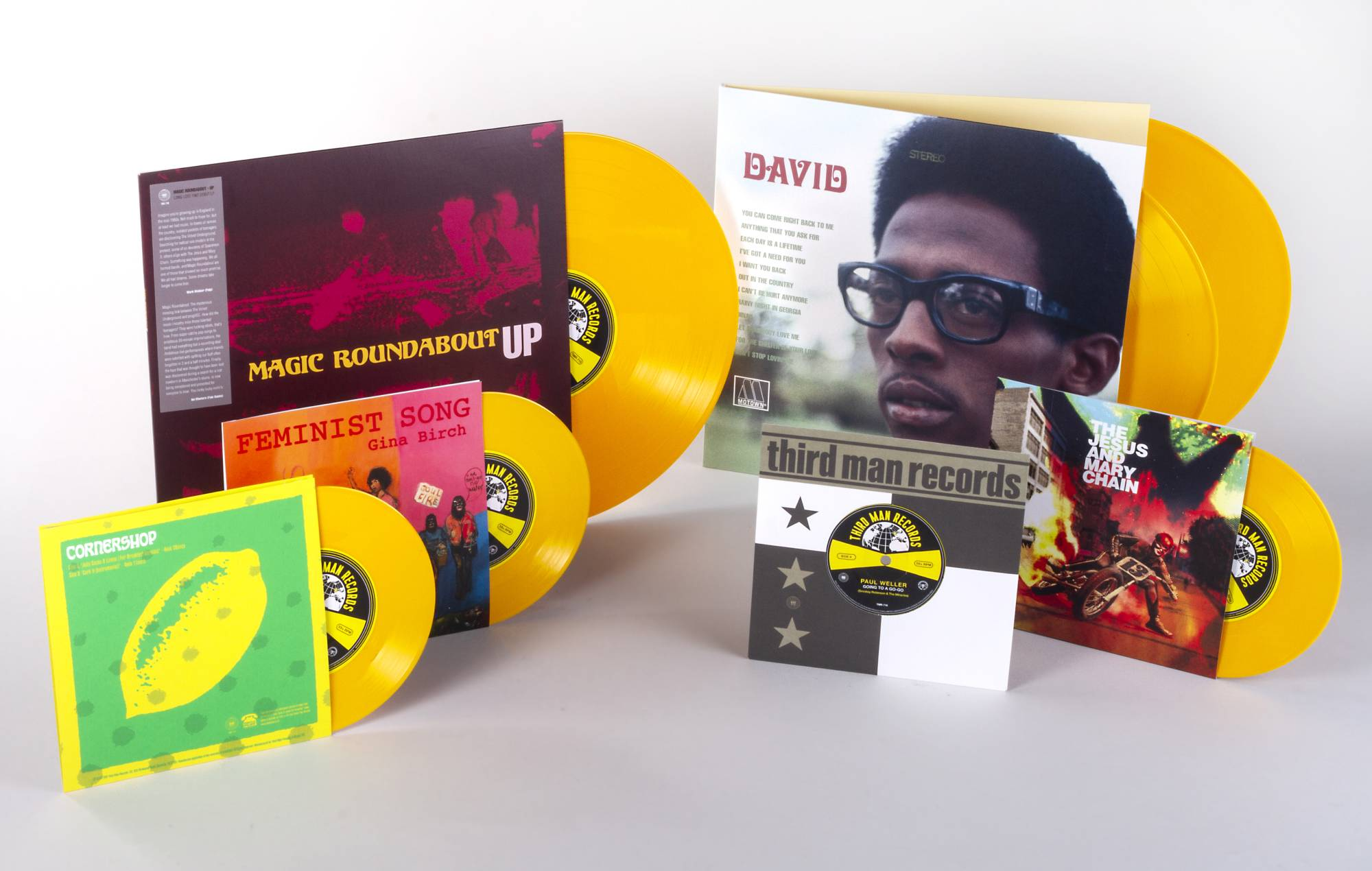 Third Man Records' London releases