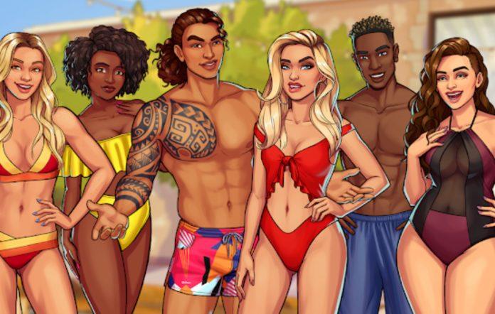 Love Island: The Game Google Screenshot