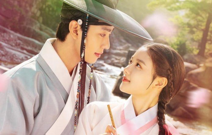 lovers of the red sky k drama kdrama kim yoo-jung ahn hyo-seop