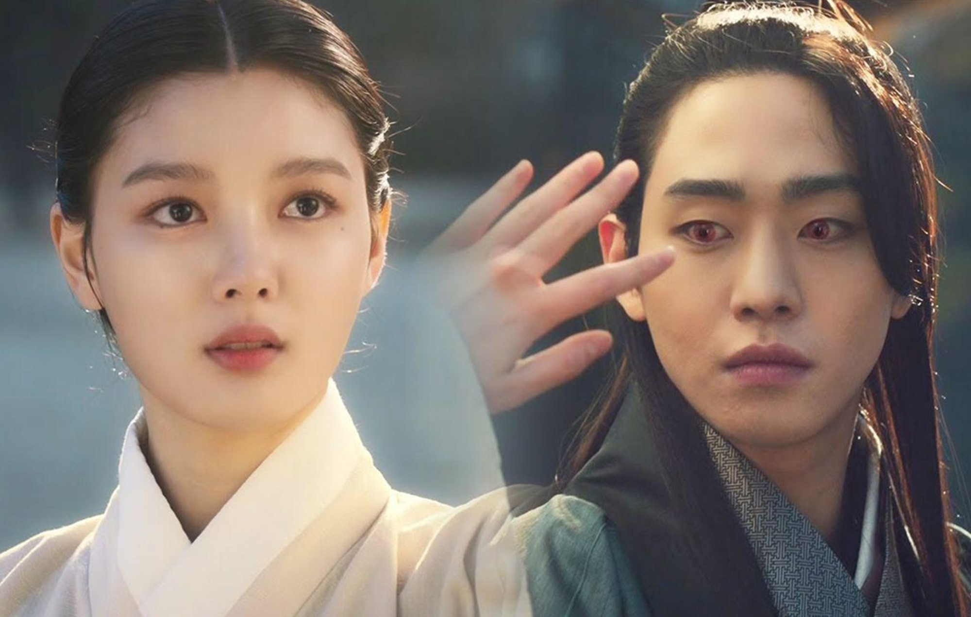 Watch Kim Yoo-jung and Ahn Hyo-seop in the new trailer for 'Lovers Of The  Red Sky'