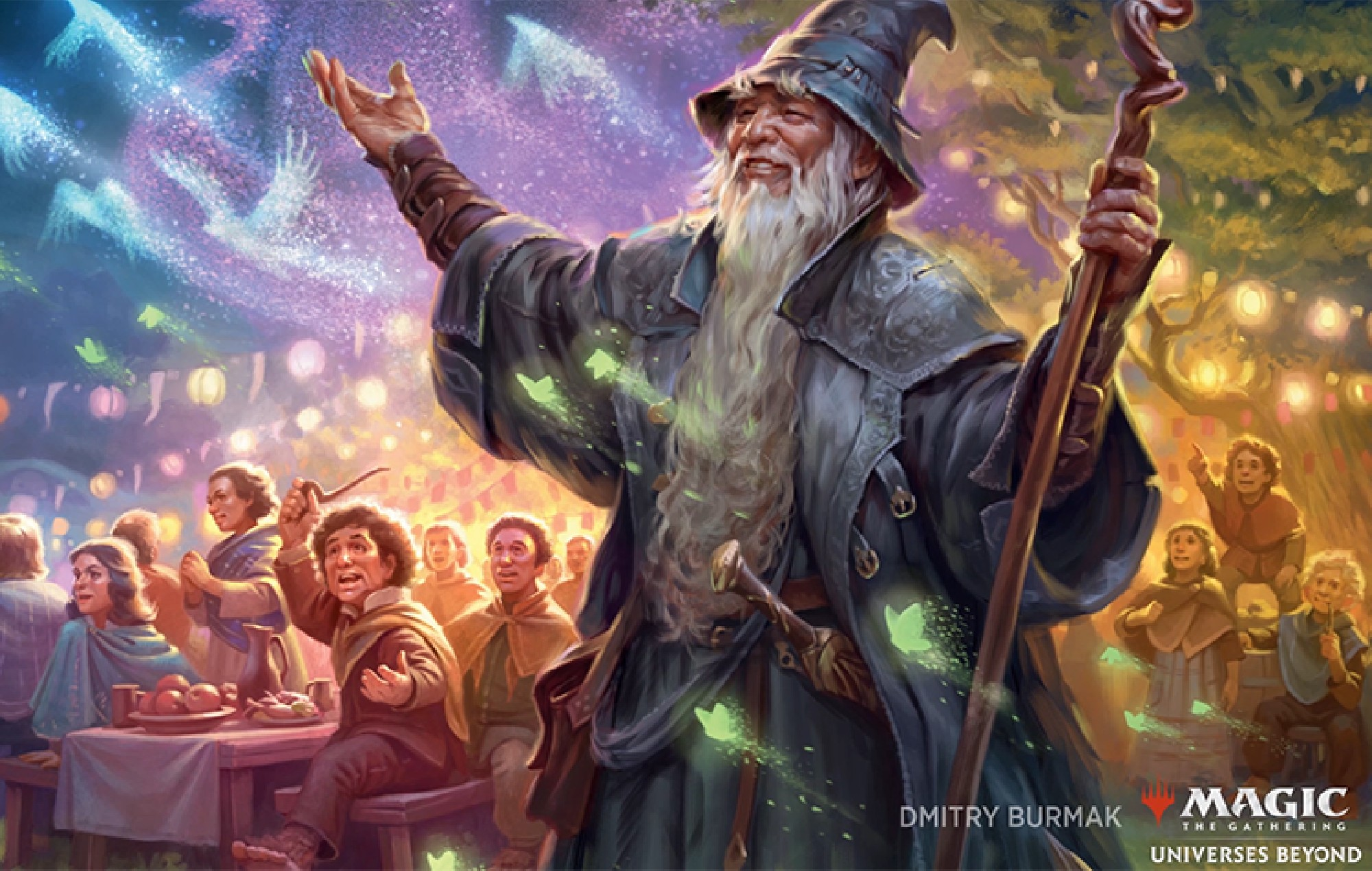 Lord Of The Rings in Magic: The Gathering