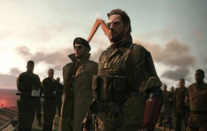 Metal Gear Solid V. Image credit: Konami