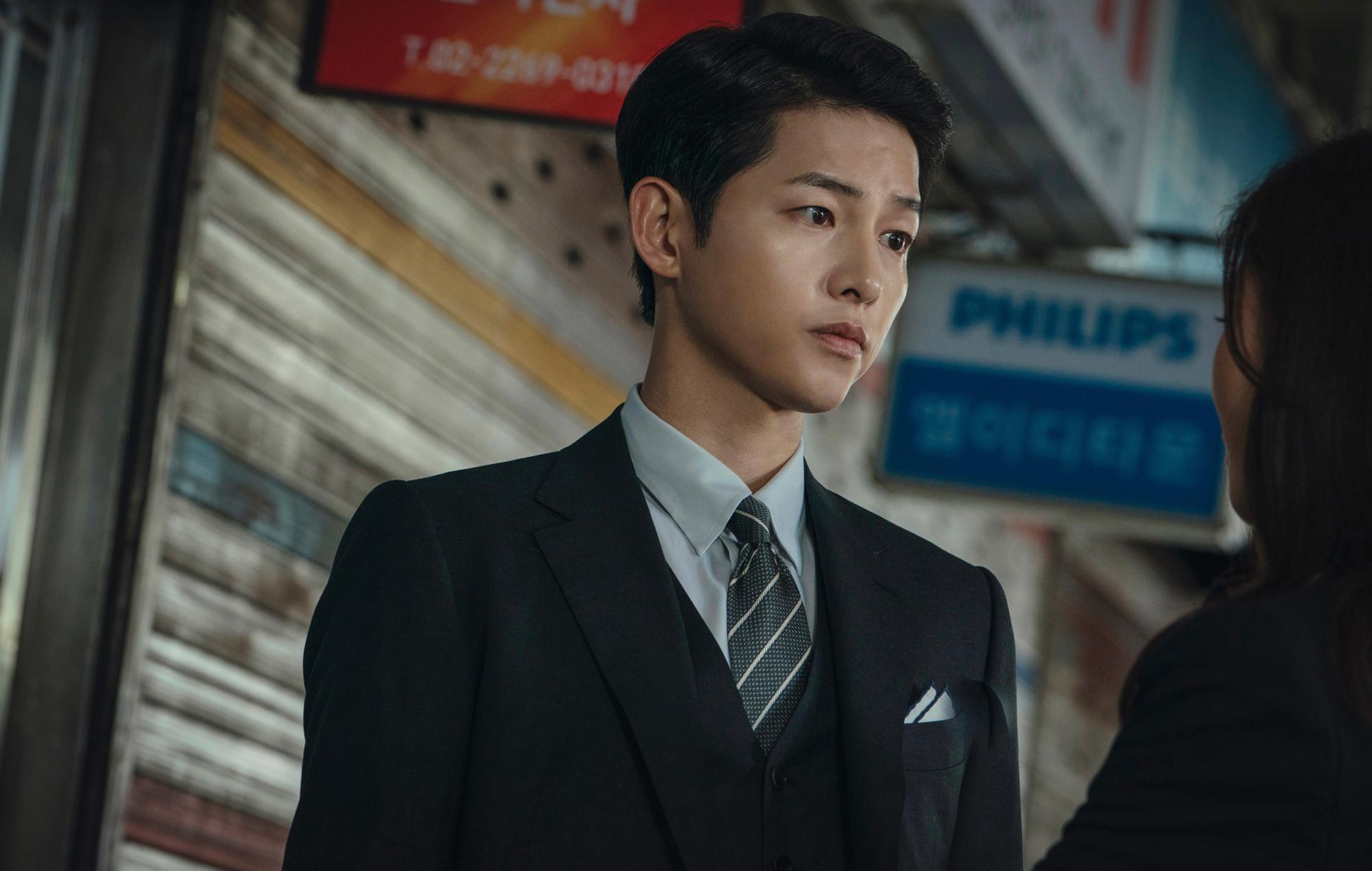 Netflix Vincenzo Song Joong-ki