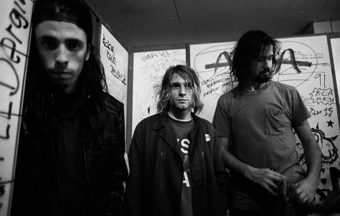 Nirvana sued by the 'Nevermind' baby for child pornography and sexual exploitation