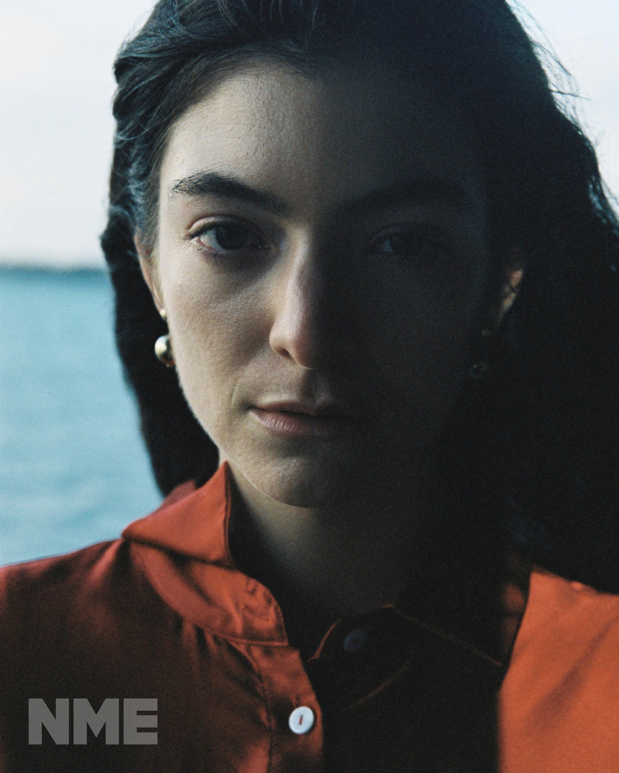 NME Cover 2021 Lorde