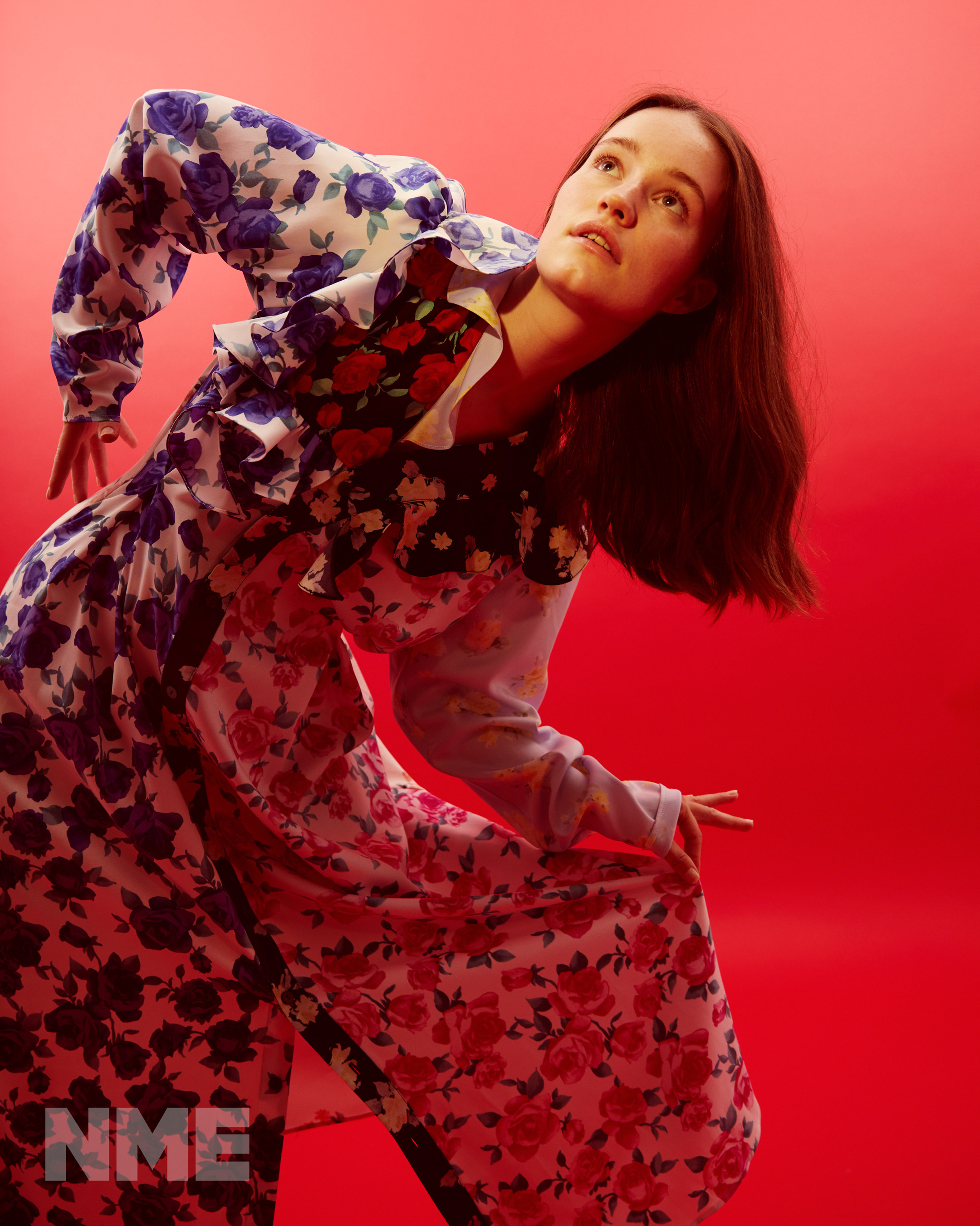 NME Cover 2021 Sigrid