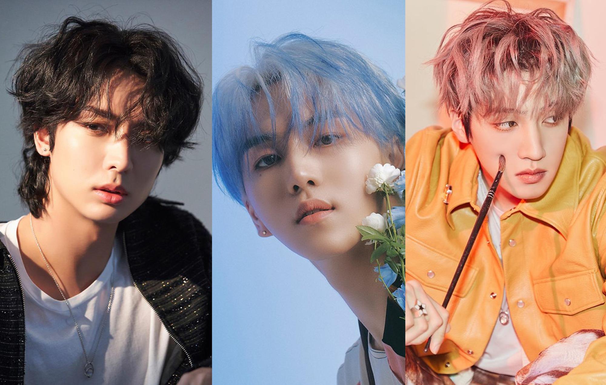 PENTAGON's Wooseok, Kino and Yuto tease joint single 'Cerberus'