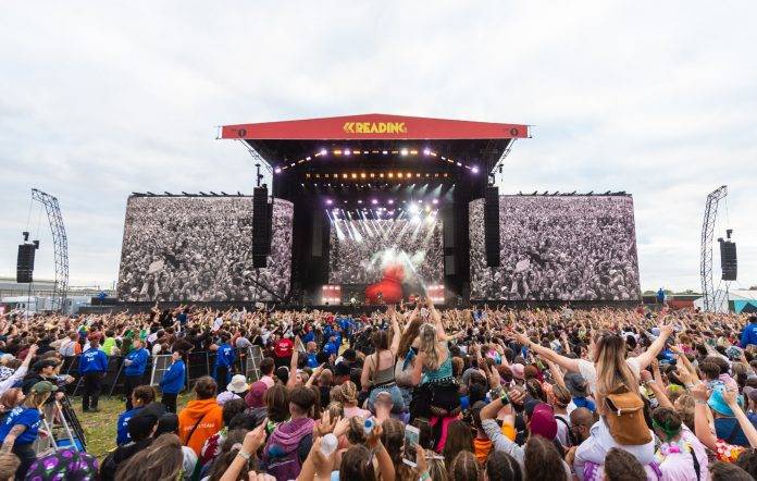 reading festival 20 year old woman died