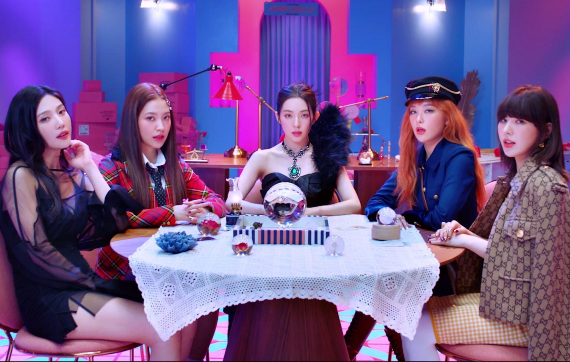 Red Velvet drop whimsical new 'Queendom' music video
