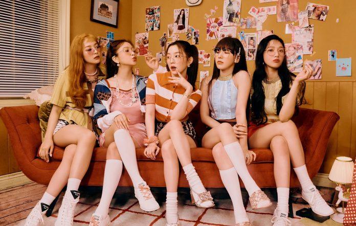red velvet queendom comeback sm entertainment single