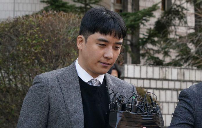 seungri jail sentence big bang three years sex drug scandal burning sun