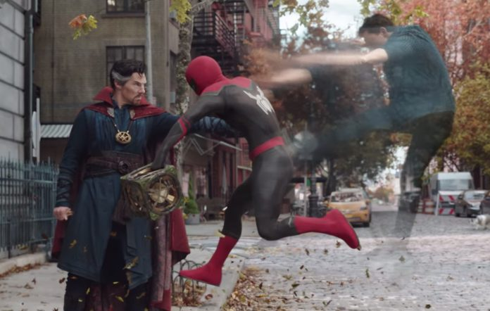 'Spider-Man: No Way Home' teaser trailer