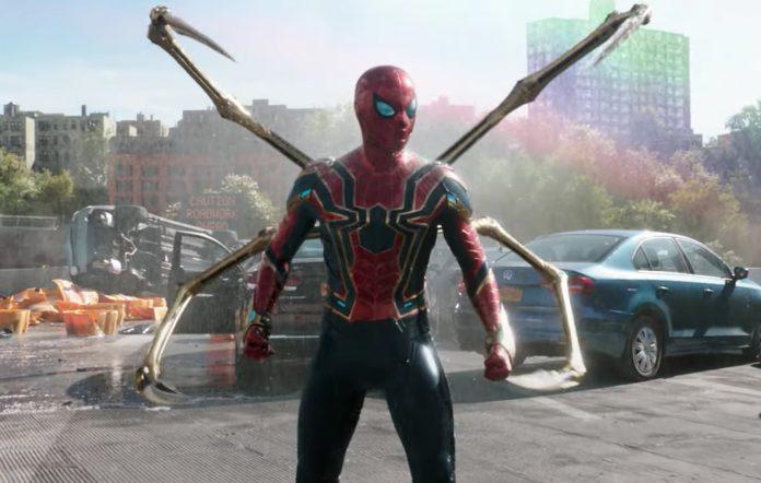 Spider Man No Way Home teaser trailer 2021 Doctor Octopus Doc Ock Green Goblin