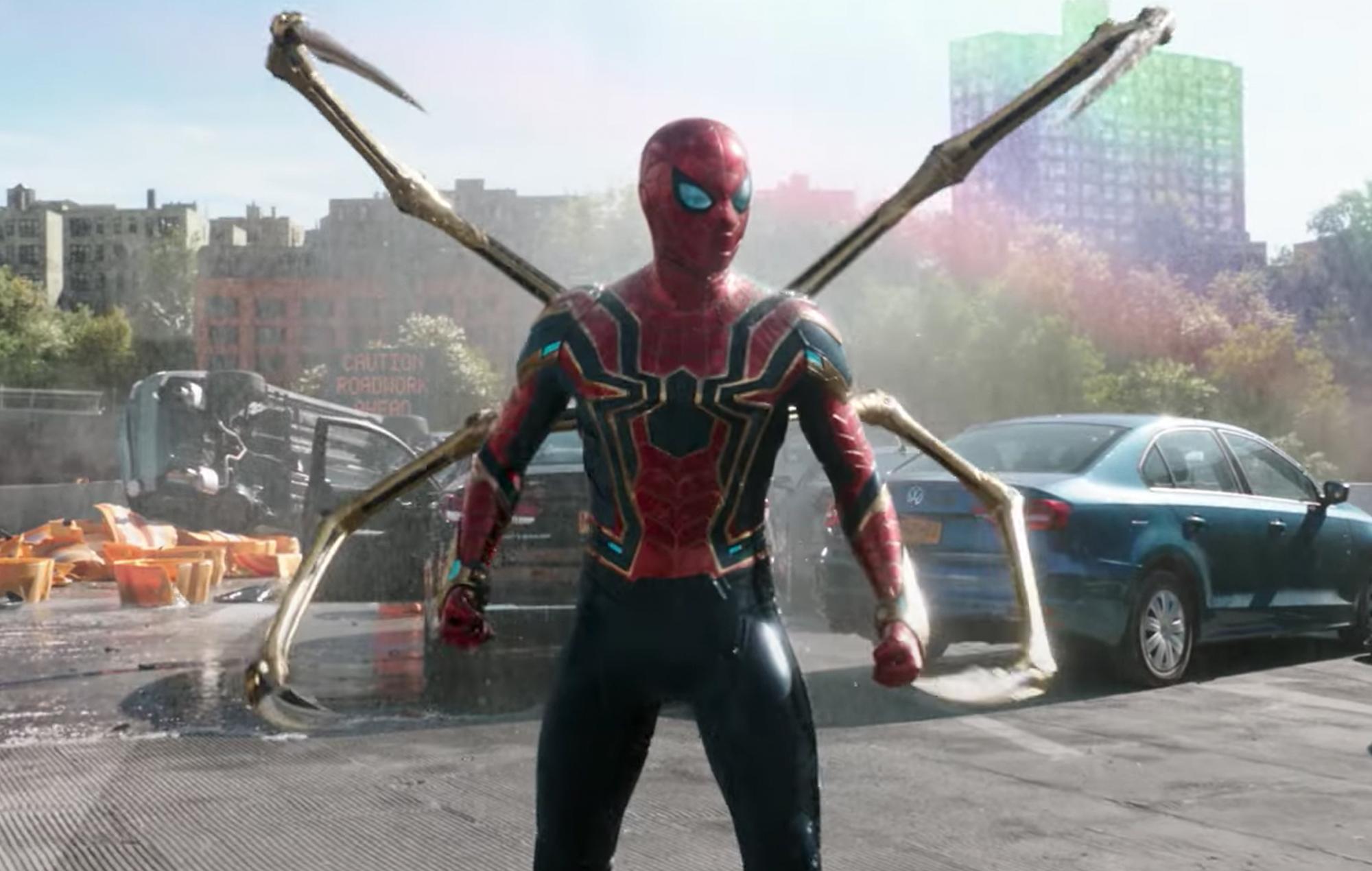 Что показали в новом трейлере «Человека-паука: Нет пути домой»?