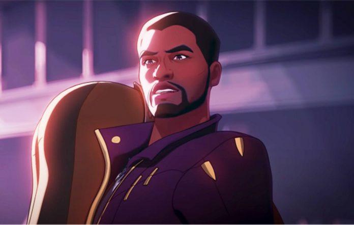 Chadwick Boseman Black Panther T'Challa