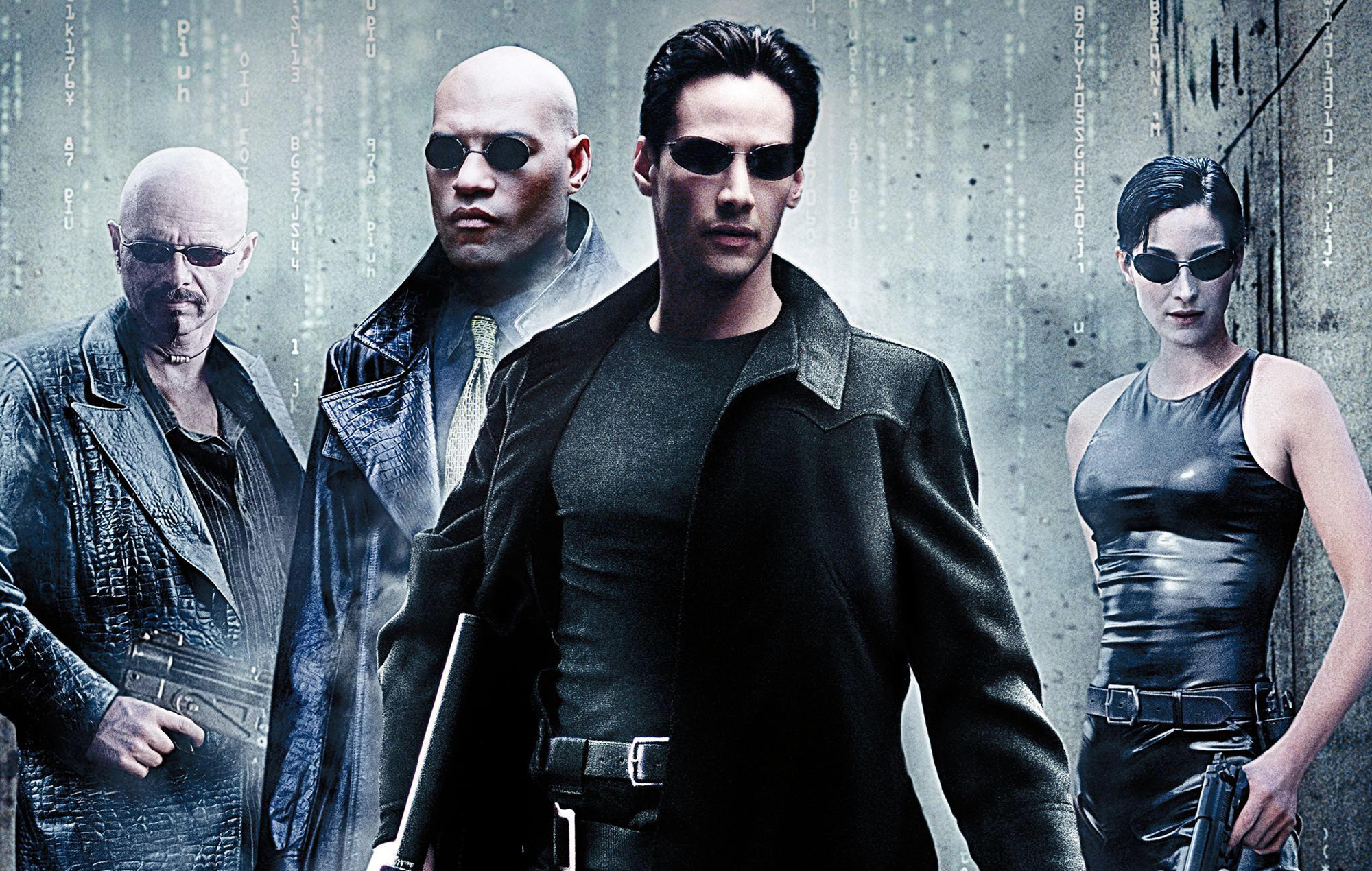 'Matrix 4' official title and new footage revealed at CinemaCon - NME