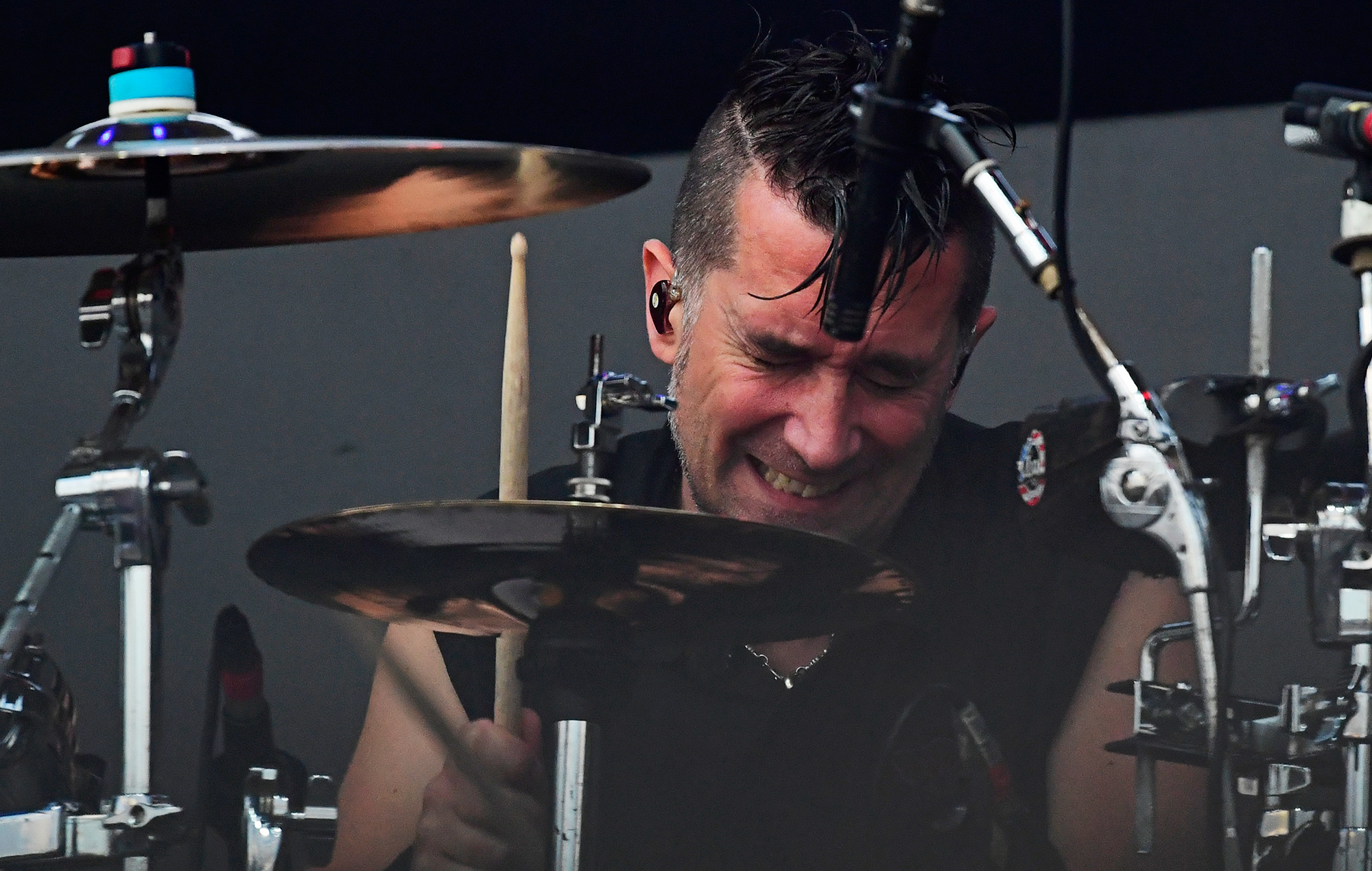 The Offspring Pete Parada dismissal vaccination
