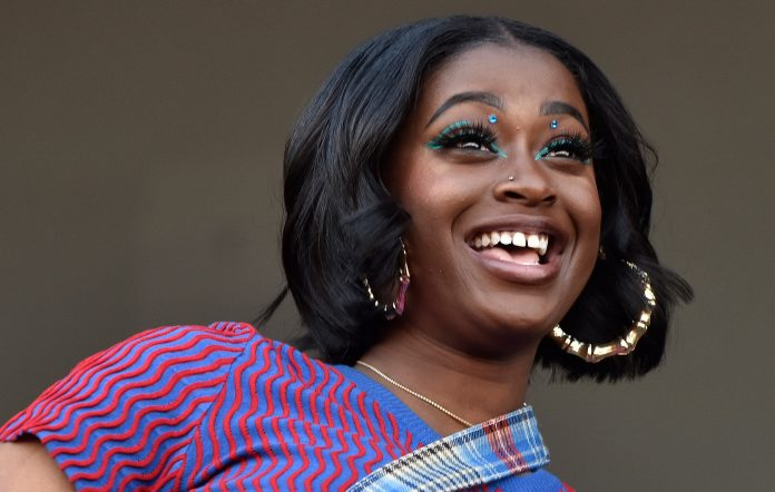Tierra Whack new song Walk The Beat