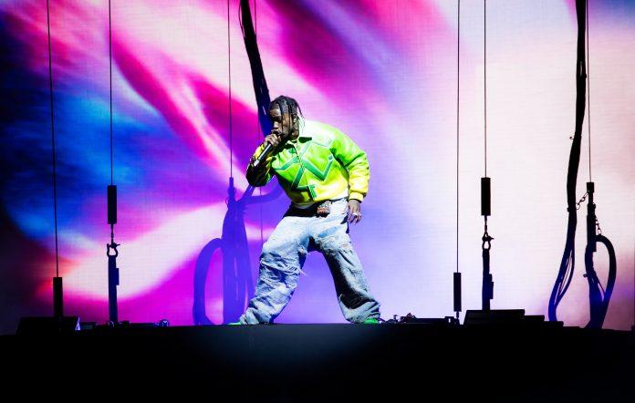 Travis Scott at Rolling Loud Miami