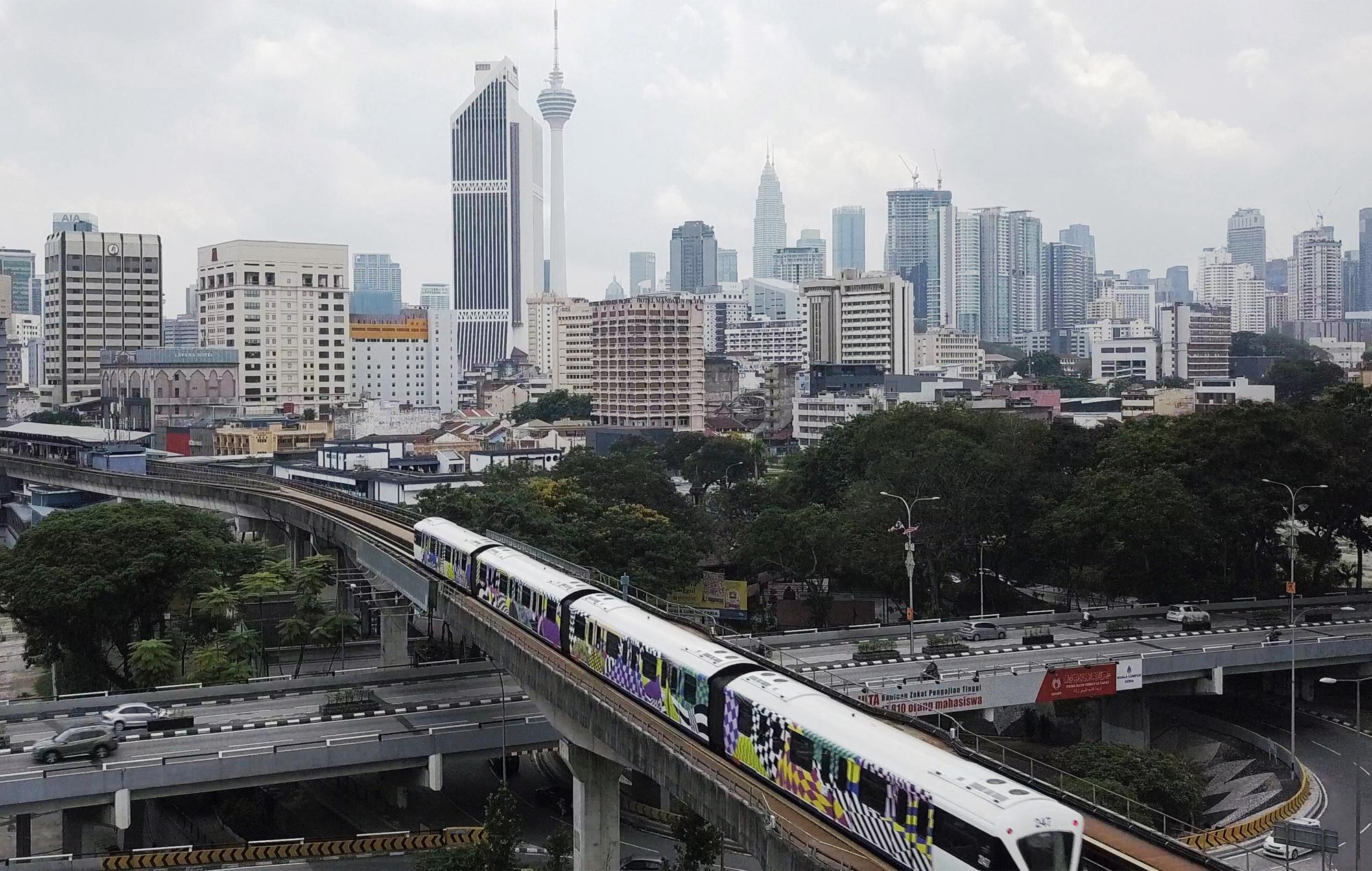 Vans Malaysia These Projects Are Ads For Creativity Bono Stellar art train Kuala Lumpur