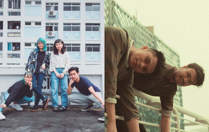 Vans Musicians Wanted Singapore finalists