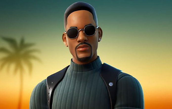 Will Smith in Fortnite. Image Credit: Epic Games