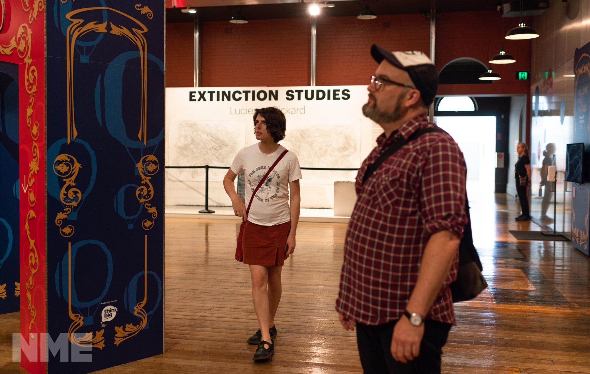 Native Cats tour of Hobart Tasmania interview Chloe Alison Escott Julian Teakle