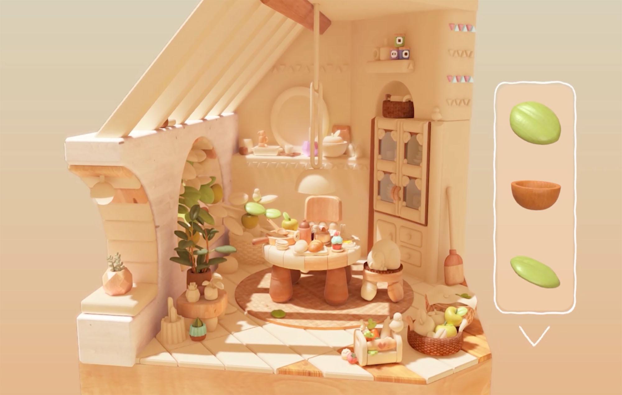 Woodo, a wholesome game. Image credit: Yullia Prohorova