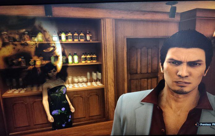 Yakuza 6. Image credit: 'picagirlisginger' on Reddit / Sony