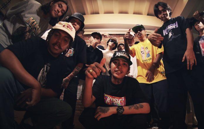 1096 Gang release video for 'BREAK THE LOOP'