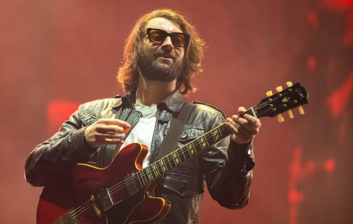 Liam Fray of Courteeners
