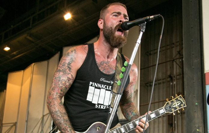 Four Year Strong's Dan O'Conner