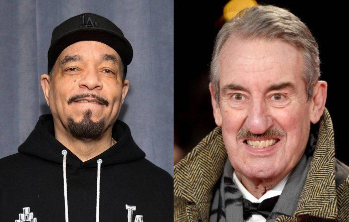 Ice-T and John Challis