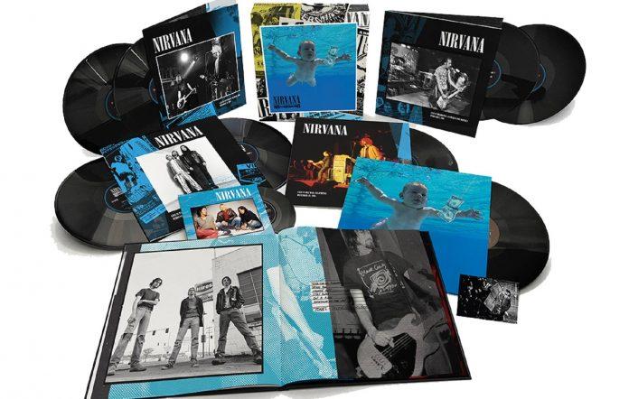 Nirvana 'Nevermind' super deluxe vinyl box set