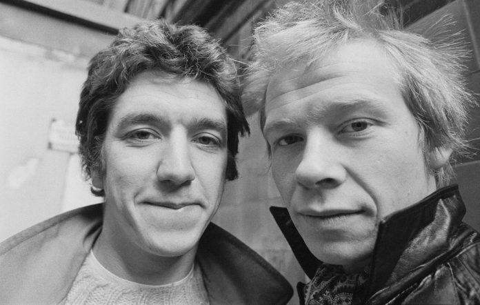 Steve Jones and Paul Cook
