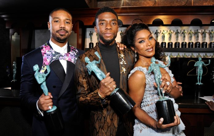 Angela Bassett opens up about filming Black Panther sequel without Chadwick Boseman