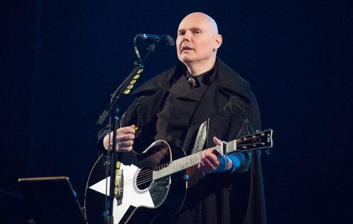 Billy Corgan. Credit: David Wolff - Patrick/Redferns