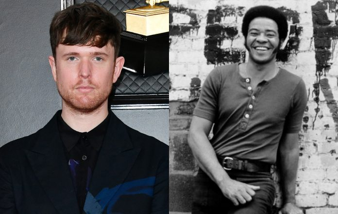 James Blake and Bill Withers