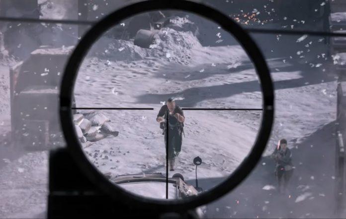 Call Of Duty Vanguard ADS
