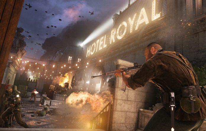 Call Of Duty Vanguard multiplayer map
