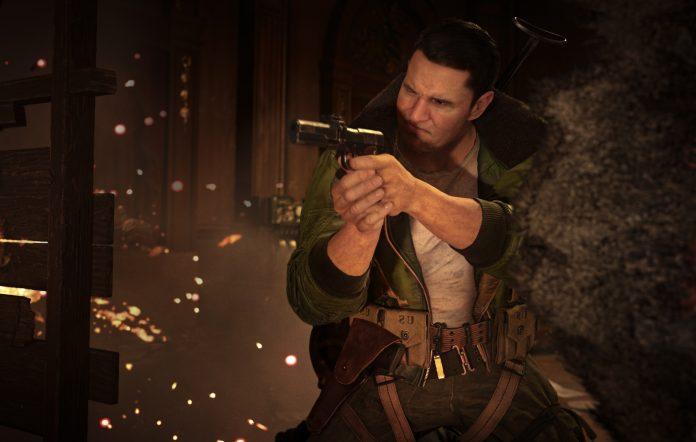 Call Of Duty: Vanguard Wade