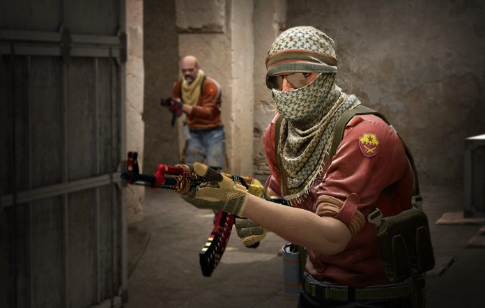 Counter-Strike: Global Offensive Dust 2