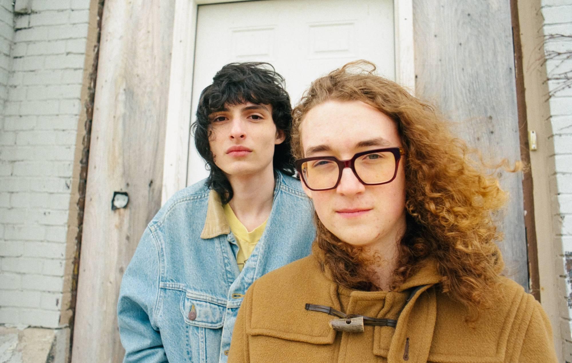La banda de Finn Wolfhard, The Aubreys, estrena un nuevo