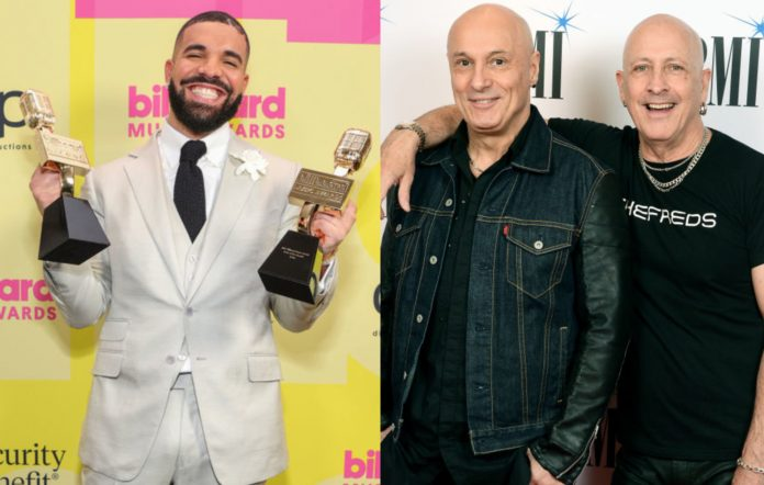 Drake and Right Said Fred